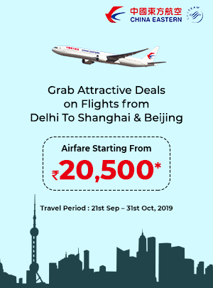China Eastern offer